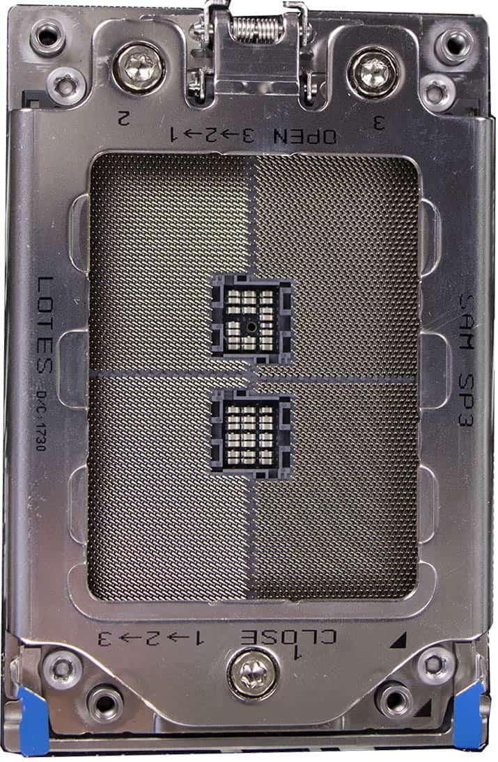 TR4 socket
