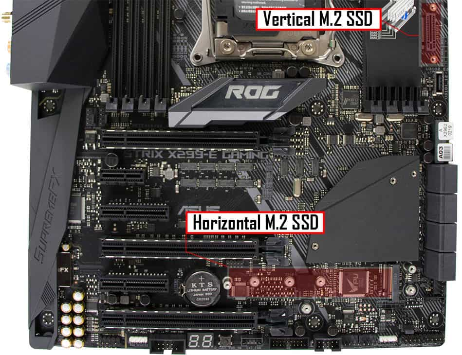 M.2 SSD Configuration