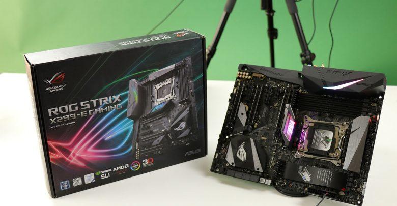 ROG STRIX X299-A Gaming