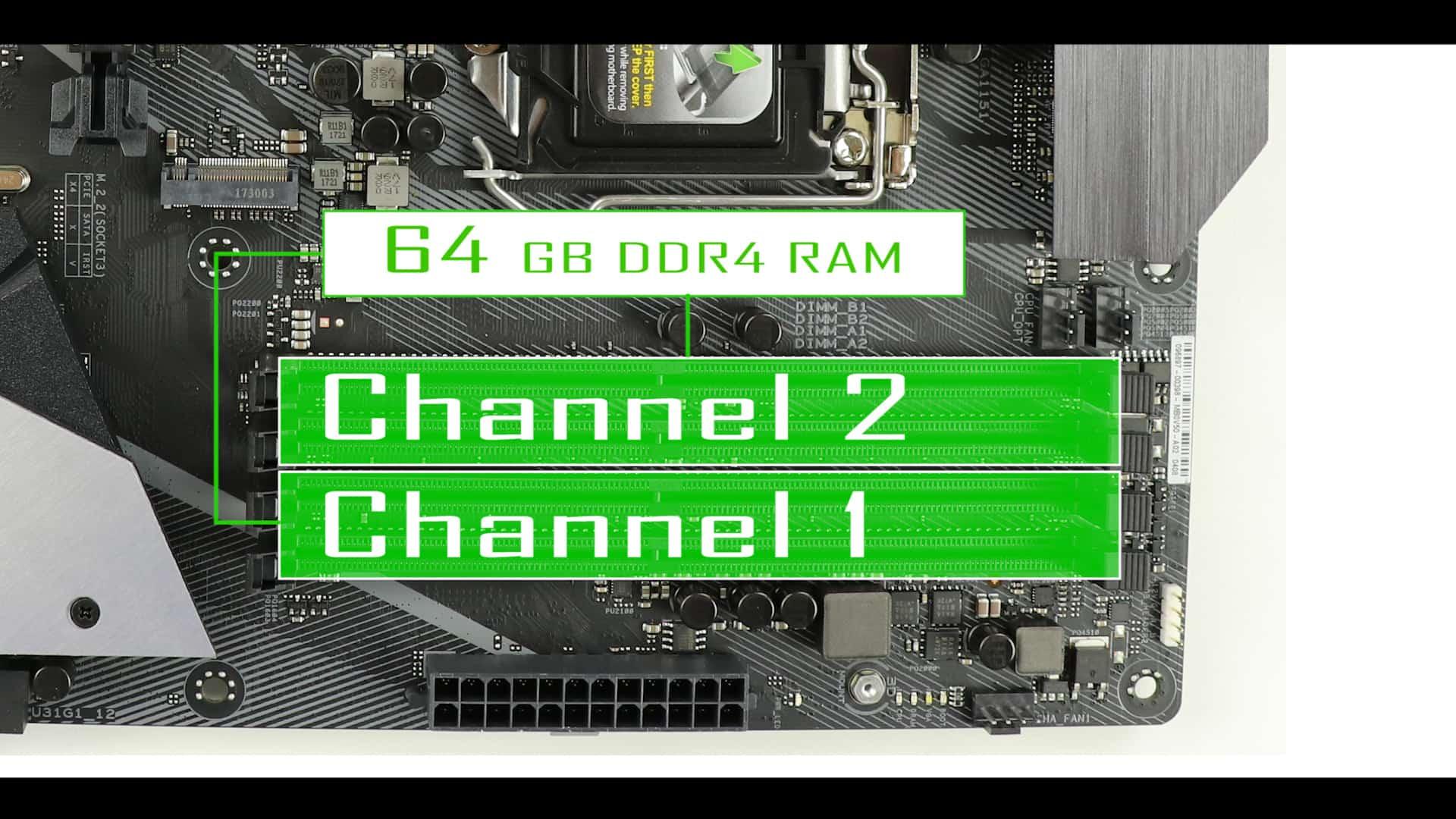 ROG STRIX Z370-F Gaming, RAM