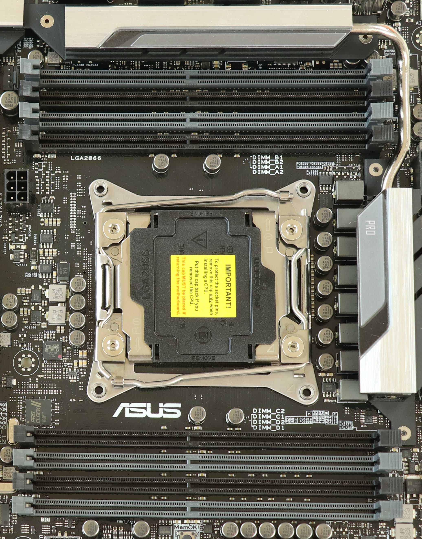 RAM - WS X299 Pro