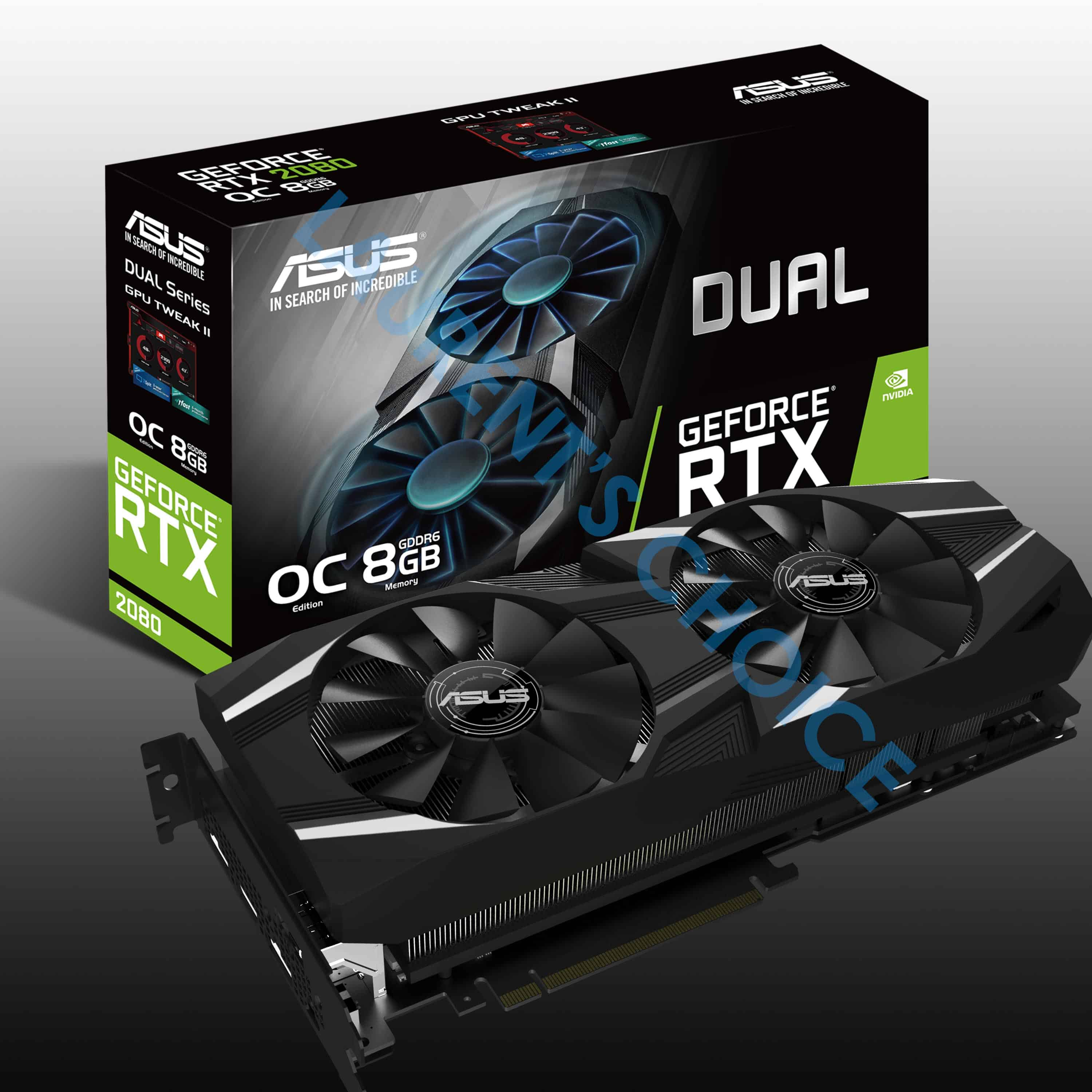 ASUS RTX 2080 DUAL