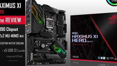Asus ROG MAXIMUS HERO (WiFi)