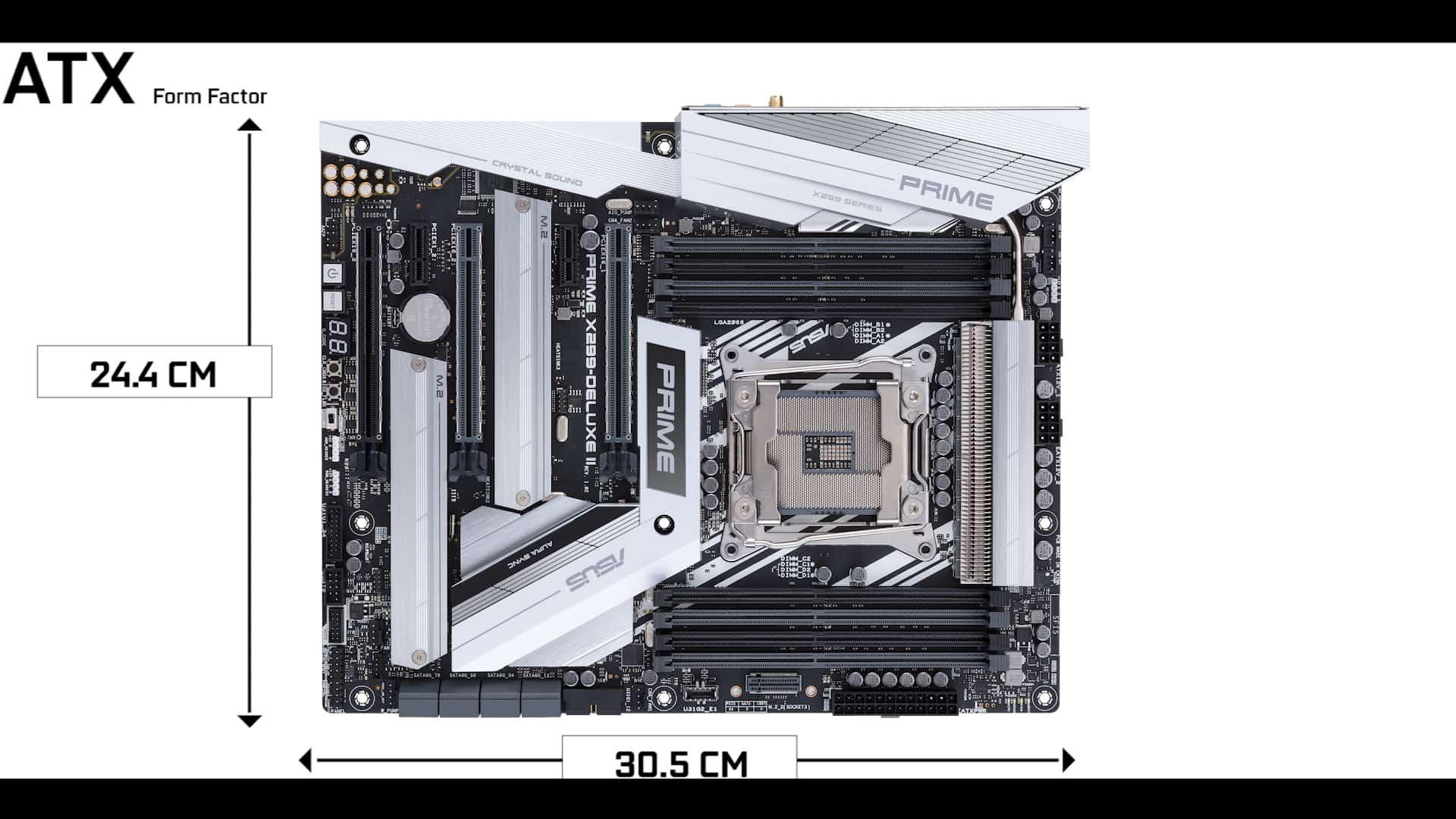 Prime X299-DELUXE II ATX