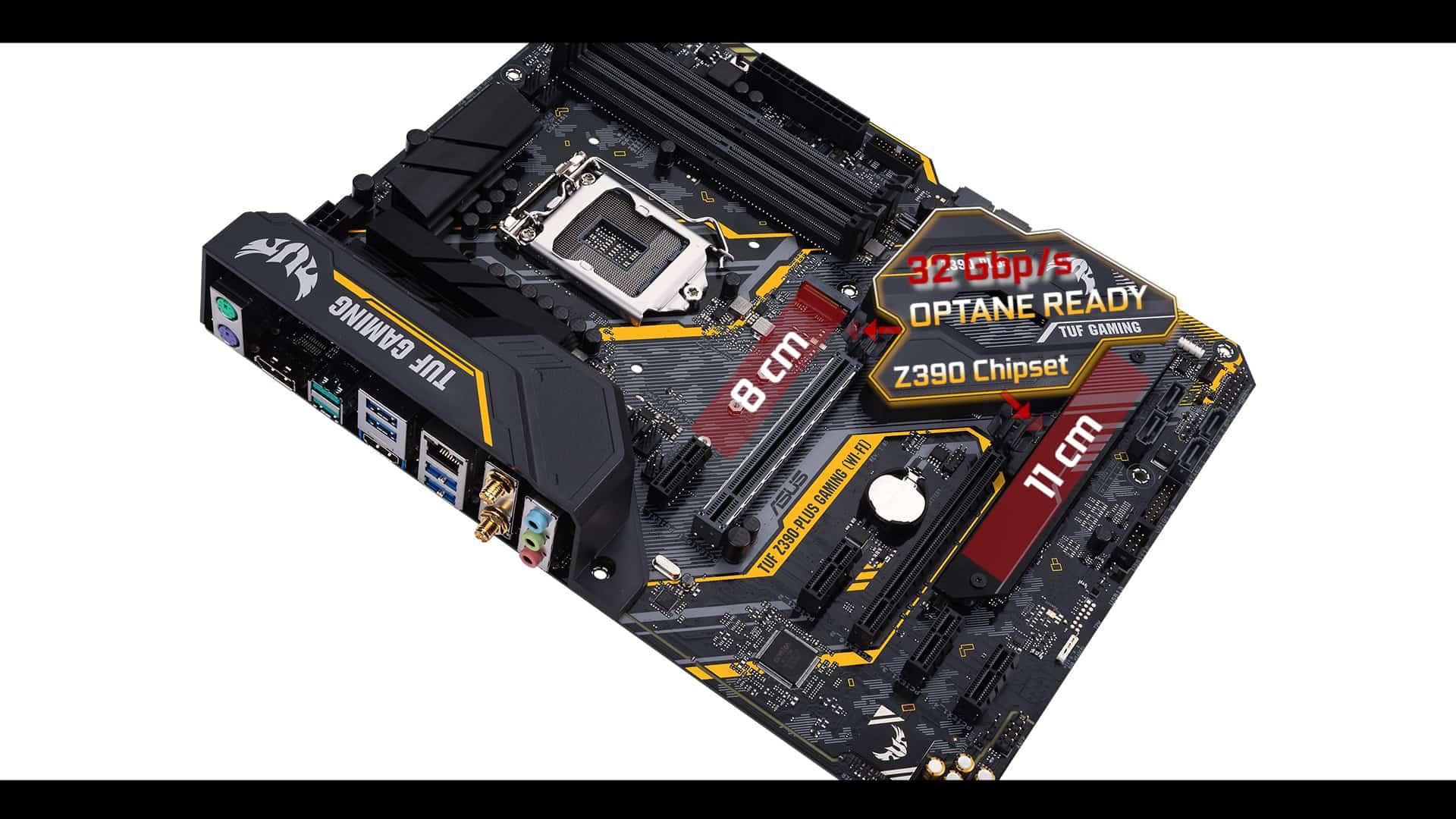 TUF Z390-Gaming Plus M.2SSD