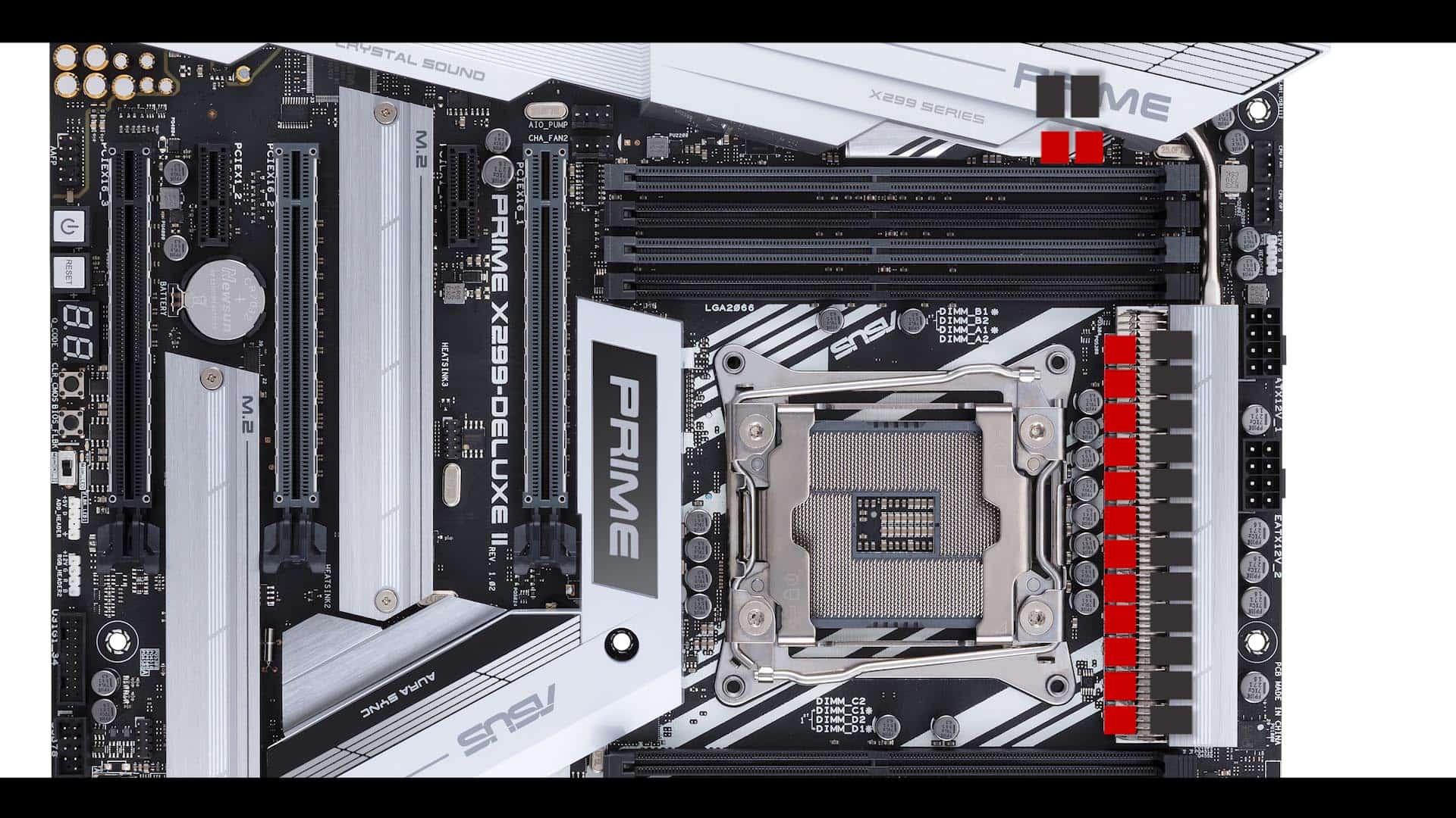 PRIME X299-DELUXE II VRM