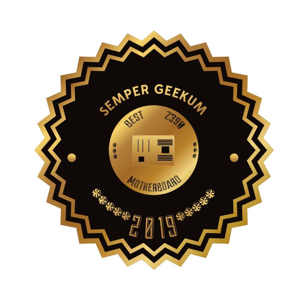 Laurent's Choice Z390 Award