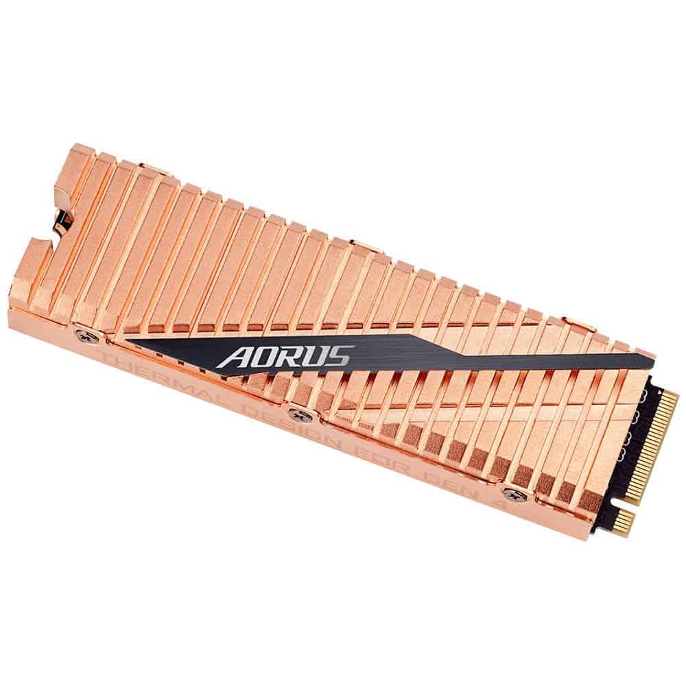 GIGABYTE AORUS NVMe Gen4 M.2 1TB PCI-Express 4.0 Interface