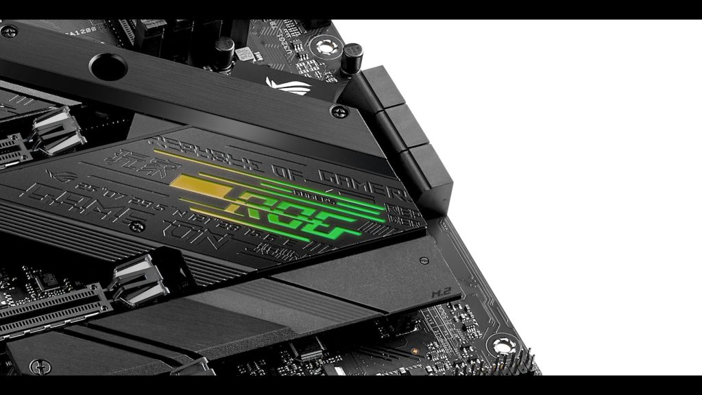 ROG STRIX Z490-E AURA