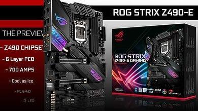ROG STRIX Z490-E