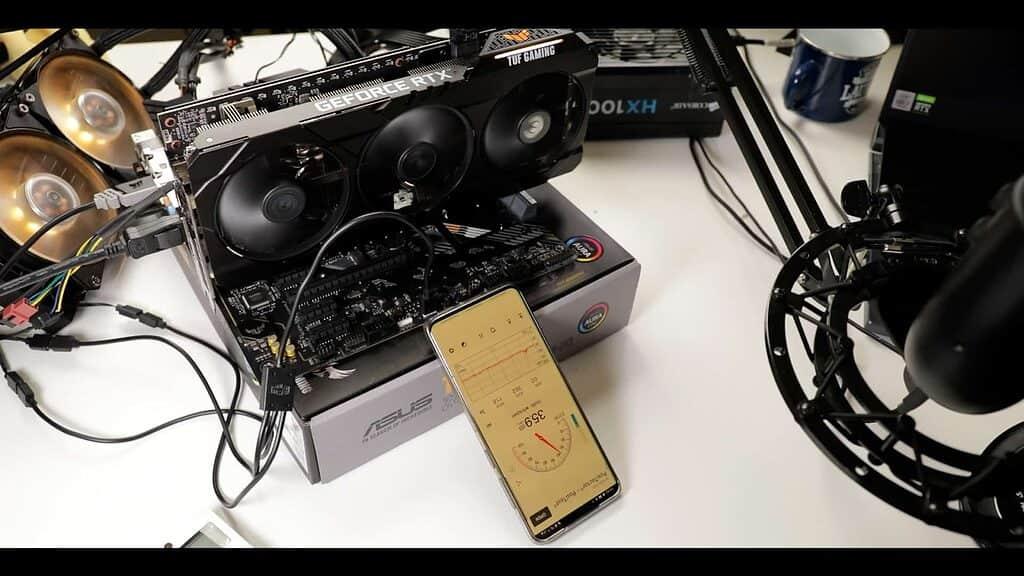 ASUS TUF GeForce RTX 3060 Ti