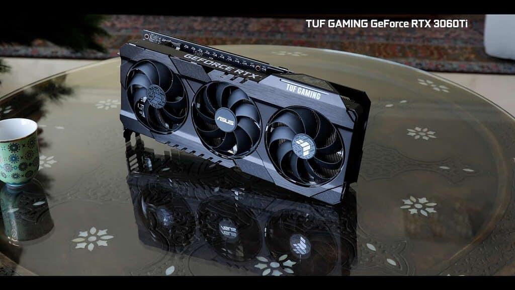 ASUS TUF Gaming RTX 3060 Ti